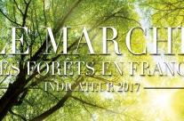 Parution de l'Indicateur 2017 du marché des forêts en France: Le marché des forêts continue sa progression